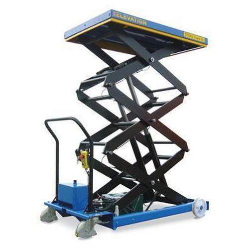 Triple Scissor Lift Tables | Pallet Trucks & Stackers | Manutan UK