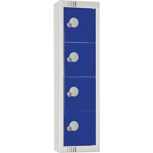 Elite Personal Effects Locker With 4 Or 8 Doors