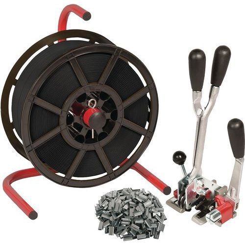 Large 2-Part Tool Strapping Kit